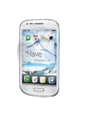Защитная пленка для экрана Samsung Galaxy S3 Belsis. Цвет: прозрачный