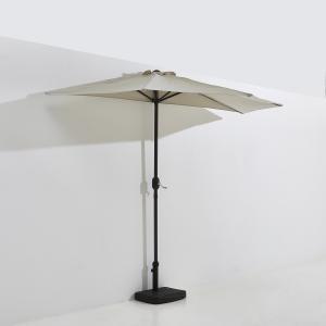 Зонт солнечный для балкона La Redoute Interieurs. Цвет: бежевый