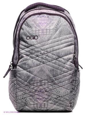 OGIO рюкзак SYNTHESIS PACK. Цвет: сиреневый, светло-серый