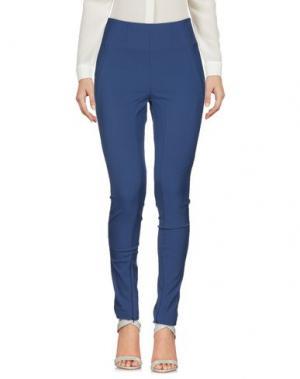 Повседневные брюки BY MALENE BIRGER. Цвет: грифельно-синий