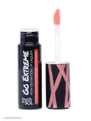 Лак для губ Go Extreme High Definition, Baby Rose,  4.5 г Touch in sol. Цвет: розовый
