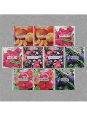 Ароматическое саше  Фруктово-ягодный букет 10 г. Индокитай. Цвет: сиреневый