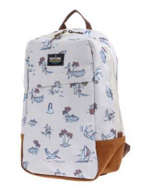 Рюкзаки и сумки на пояс RIPCURL. Цвет: светло-серый