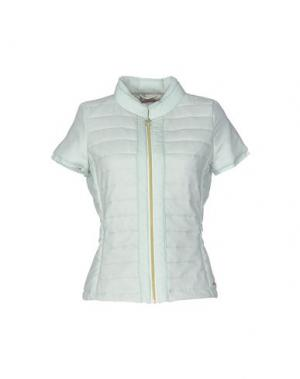 Куртка CONTE OF FLORENCE. Цвет: светло-зеленый