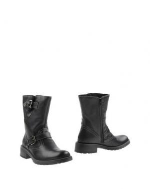 Полусапоги и высокие ботинки IMAC. Цвет: черный