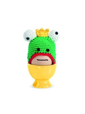 Чехол для яиц Egg Bandit Donkey. Цвет: зеленый