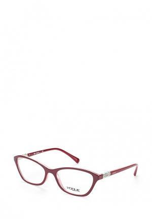 Оправа Vogue® Eyewear. Цвет: бордовый