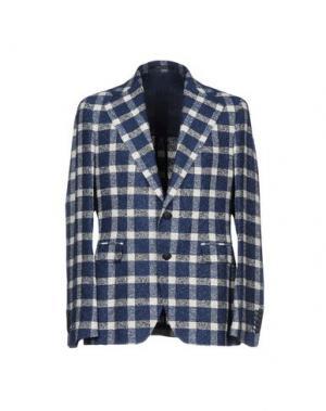 Пиджак PINO LERARIO. Цвет: синий