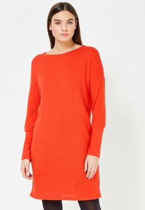 Платье Noisy May. Цвет: красный