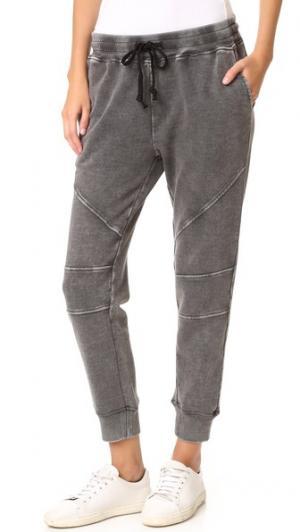 Спортивные брюки Annabel Generation Love. Цвет: голубой