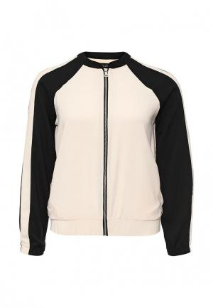 Куртка Dorothy Perkins. Цвет: бежевый
