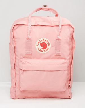 Fjallraven Розовый рюкзак Kanken. Цвет: розовый