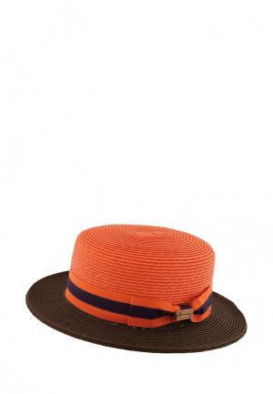 Шляпа Herman. Цвет: оранжевый