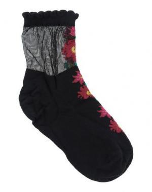 Короткие носки PIERRE MANTOUX. Цвет: красный