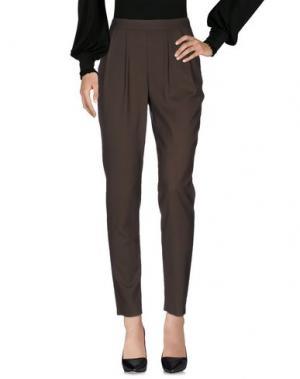 Повседневные брюки FILIPPA K. Цвет: зеленый-милитари