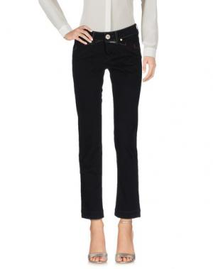 Повседневные брюки LE JEAN DE MARITHÉ + FRANÇOIS GIRBAUD. Цвет: черный