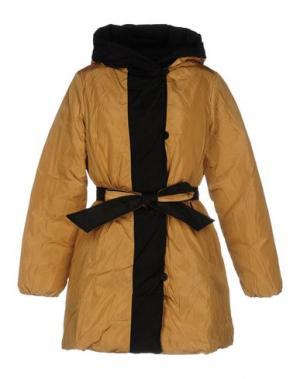 Куртка BIANCOGHIACCIO. Цвет: песочный