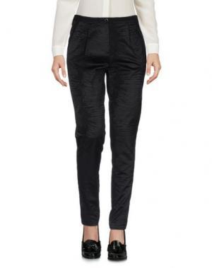 Повседневные брюки AXARA PARIS. Цвет: черный