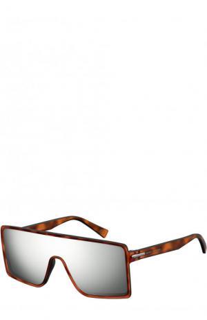 Солнцезащитные очки Marc Jacobs. Цвет: коричневый
