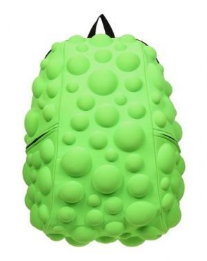 Рюкзаки и сумки на пояс MAD PAX. Цвет: кислотно-зеленый