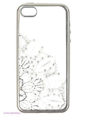 Чехол для iphone 5 JD.ZARZIS. Цвет: прозрачный