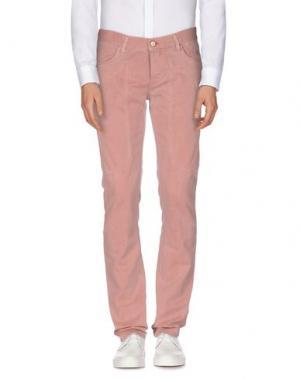 Повседневные брюки JECKERSON. Цвет: пастельно-розовый