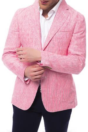 Жакет Trussardi Collection. Цвет: розовый