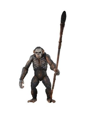 Фигурка Dawn Of The Planet Apes 7 Series 1 - Koba Neca. Цвет: черный