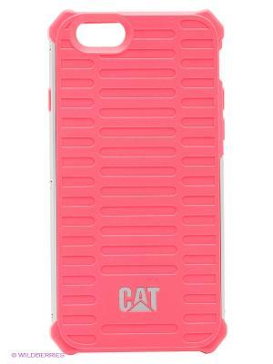 Противоударная защита для iPhone 6 Caterpillar. Цвет: розовый