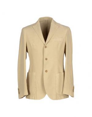 Пиджак MONTEDORO. Цвет: бежевый