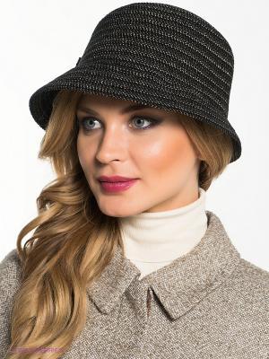 Шляпа Betmar. Цвет: серый, черный