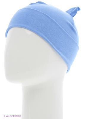 Шапочки с ушками МИШКА Yuumi. Цвет: голубой