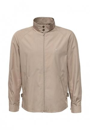 Куртка John Partridge. Цвет: бежевый