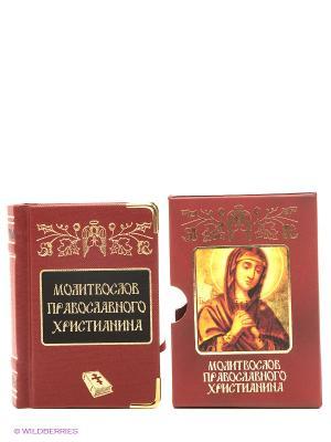 Молитвослов православного христианина Феникс. Цвет: бордовый, золотистый, черный