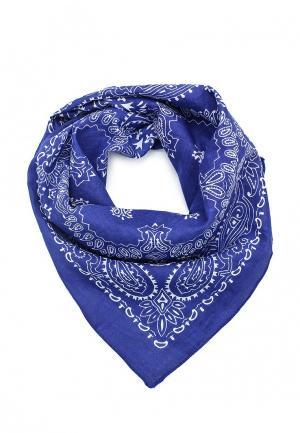 Платок Venera. Цвет: синий