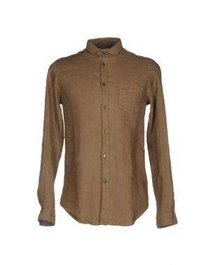 Pубашка MAURO GRIFONI. Цвет: хаки