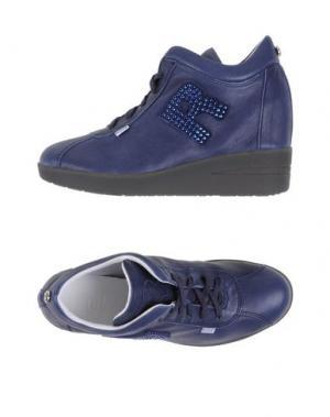 Низкие кеды и кроссовки RUCO LINE. Цвет: темно-синий