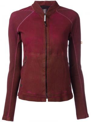 Isaac jacket Sellam Experience. Цвет: красный