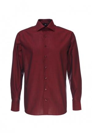 Рубашка Berthier. Цвет: бордовый