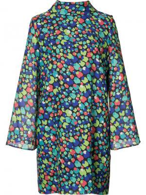 Платье Dallas Vanessa Seward. Цвет: многоцветный