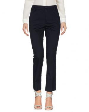 Повседневные брюки KUBERA 108. Цвет: темно-синий