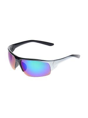 Очки солнцезащитные Infiniti. Цвет: фиолетовый, белый, черный