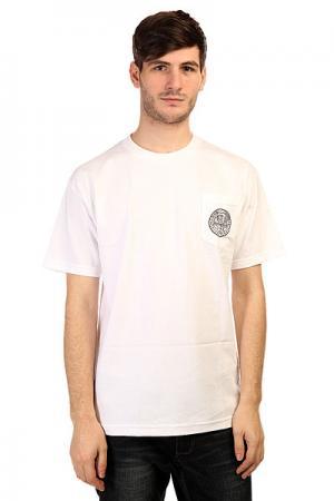 Футболка  Magic Pocket White Creature. Цвет: белый