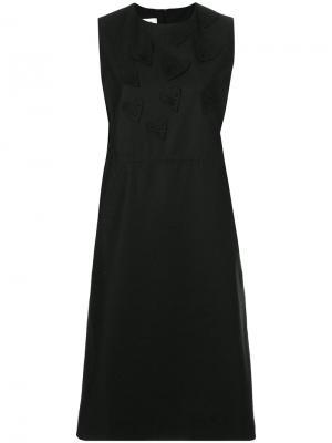 Платье Love Jimi Roos. Цвет: чёрный