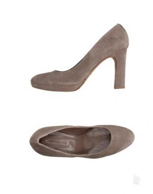 Туфли PROGETTO GLAM. Цвет: серый