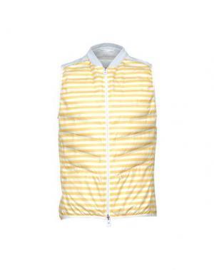 Куртка KIRED. Цвет: желтый