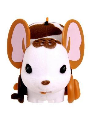 Интерактивная мышка Little Live Pets, белая Moose. Цвет: белый
