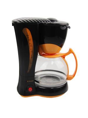 Кофеварка Technika на 1л. Цвет: белый