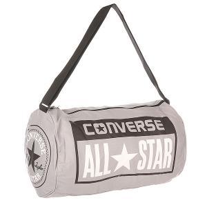 Сумка спортивная  Legacy Duffel Grey Converse. Цвет: серый