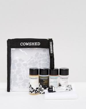 Cowshed Подарочный набор Pocket Cow Minis. Цвет: бесцветный